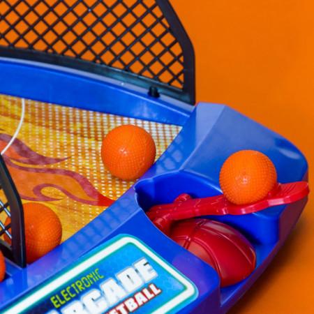 joc baschet pentru 2 persoane cu tabela si cronometru 2