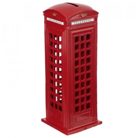 Pusculita cabina telefonica rosie Londra