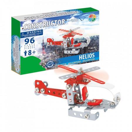 Set constructie Elicopter Helios, 96 piese