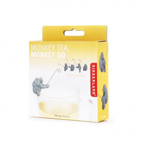 Suport pliculete ceai planeta maimutelor in cutie