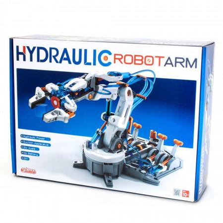 Brat robotic hidraulic in cutie