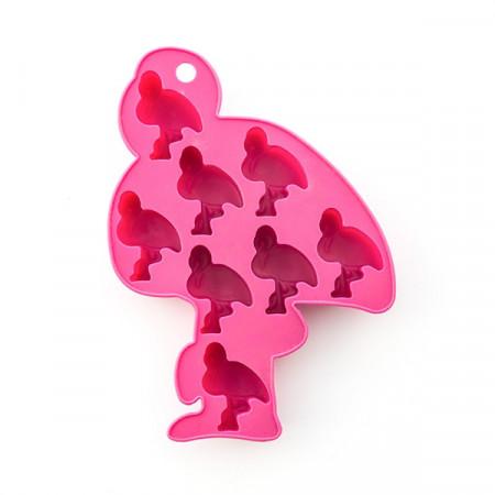 Forma cuburi de gheata Flamingo 5