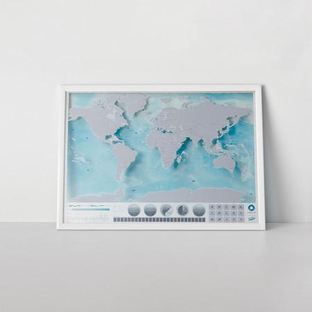 Harta razuibila Editia Oceans Luckies