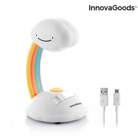 lampa LED curcubeu pentru copii 2