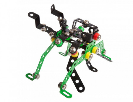 Set constructie Roboti 4 in 1, 151 piese