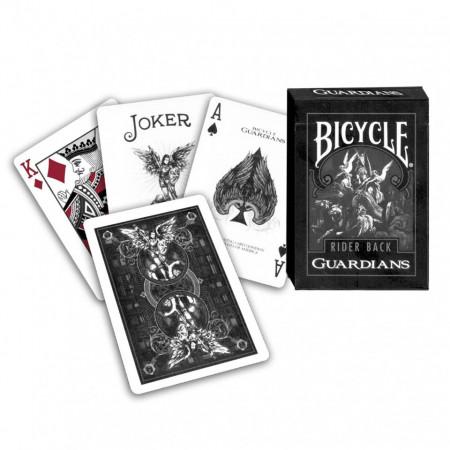 Carti de joc Bicycle Guardians 1