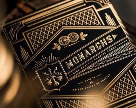 Carti de joc Bicycle Monarch pachet