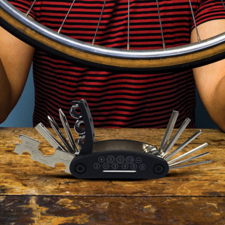 Multitool bicicleta 16 in 1