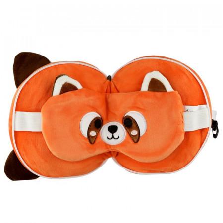 Perna travel panda rosu 3
