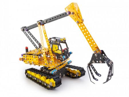 Set constructie Melman 7 in 1 Pro, 866 piese