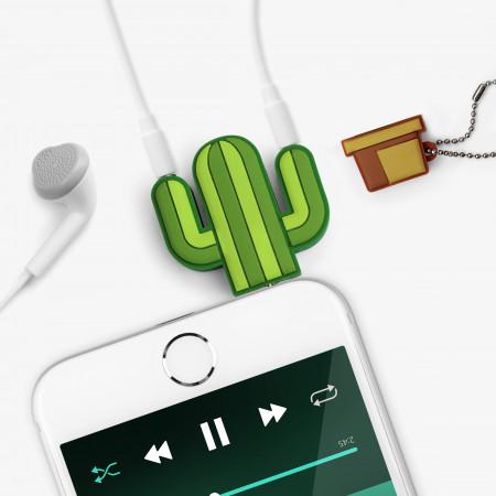 Audio splitter cactus 1