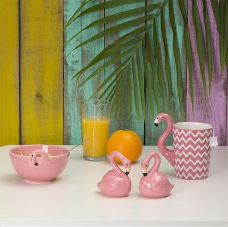 set bol cana solnite flamingo