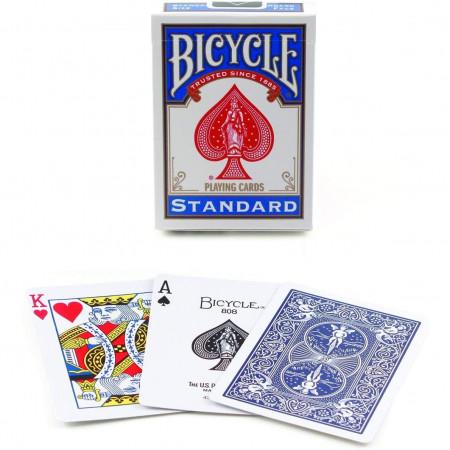 Carti de joc Bicycle Standard Albastru