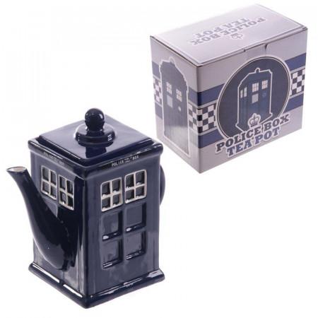 Ceainic Londra in cutie