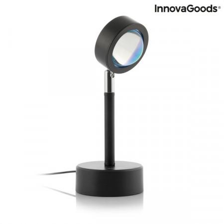 Lampa cu proiectie Apus de soare 2