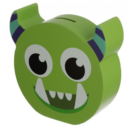 Pusculita Monstrul Verde