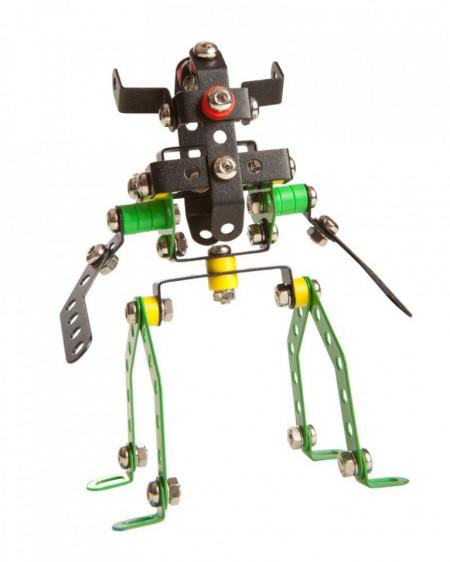 Set constructie Roboti 4 in 1, 151 piese varianta 3