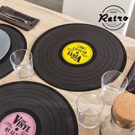 Suport farfurii Disc Retro