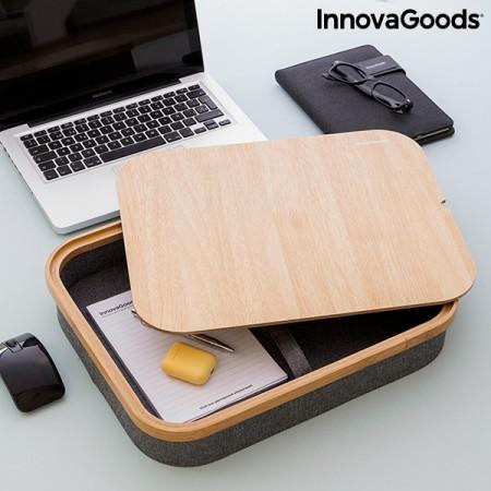Suport din lemn laptop
