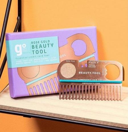 Beauty Tool - multitool pentru femei impreuna cu cutia