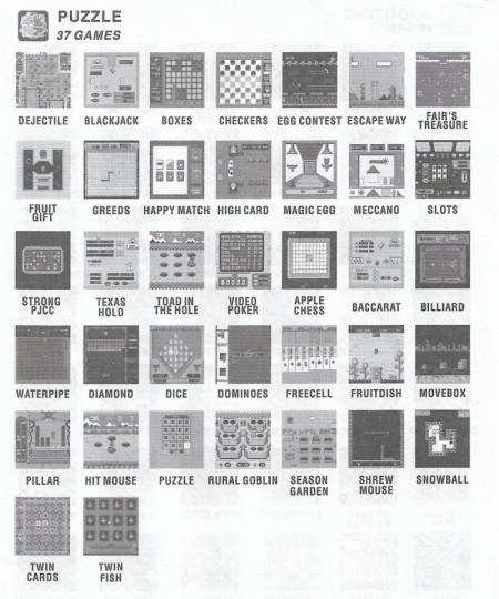 jocuri puzzle consola Arcade retro