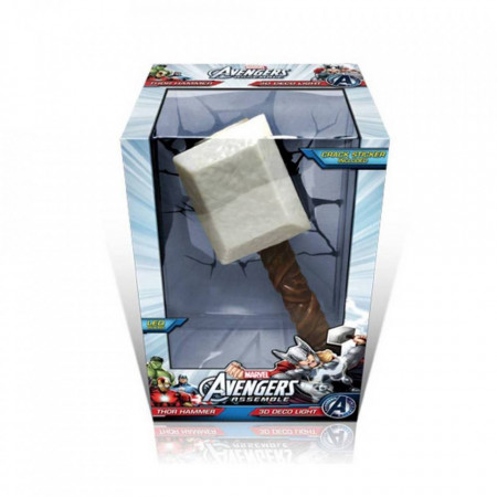 Lampa 3D Philips Thor Hammer in cutie