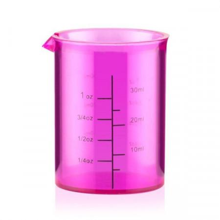 Pahare de shot Setul de Chimie roz