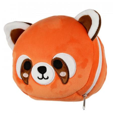 Perna de calatorie panda rosu