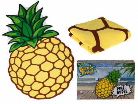 Prosop plaja ananas 2