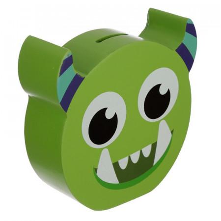 Pusculita Monstrul Verde lateral
