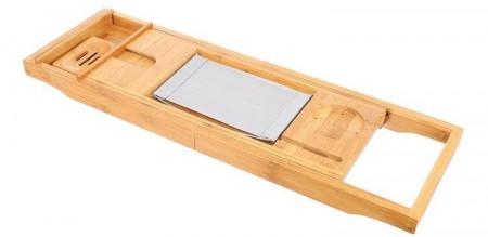 Suport cada extensibil Bamboo Spa 1