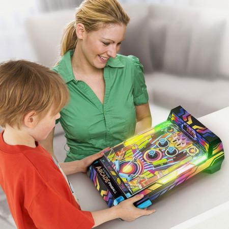 joc arcade Pinball pentru copii