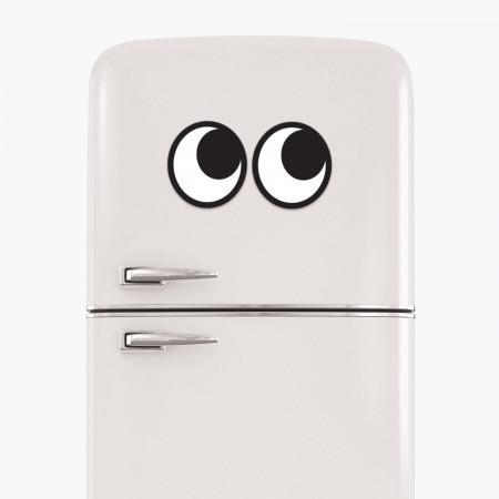 Ochi magnetici pentru frigider Googly Eyes