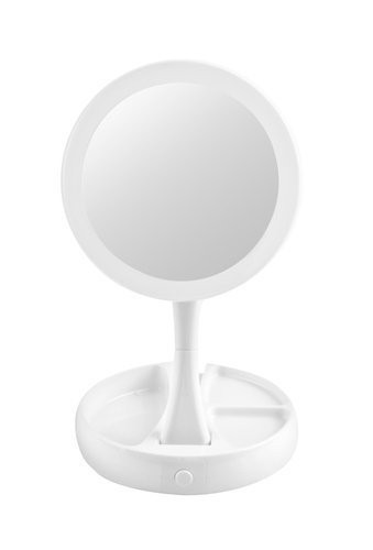 Oglinda dubla cu LED 1