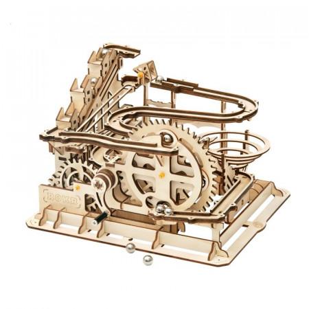 puzzle 3d din lemn marble parkour