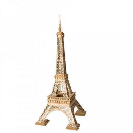 Puzzle 3D din lemn Turnul Eiffel