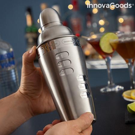 cocktail shaker din inox cu retete 1