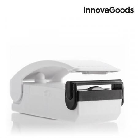 aparat de sigilat pungi alb cu magnet 4