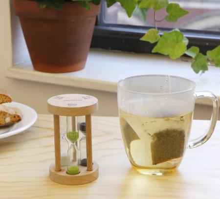 Clepsidra preparare ceai 3
