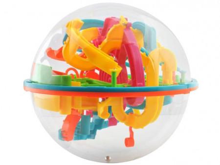 Joc labirint 3D multicolor 1