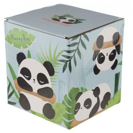 Pusculita panda in cutie