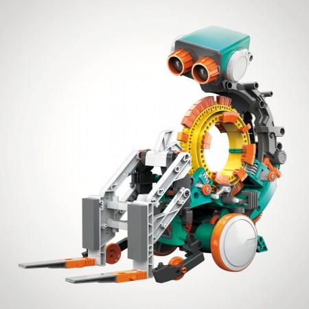 Robby robotul programabil 5in1 4