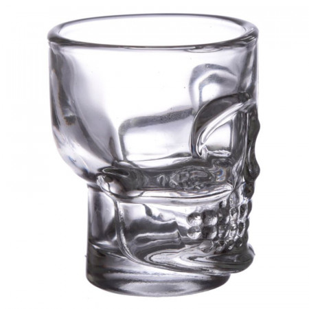 Set 2 pahare shot Skull 1