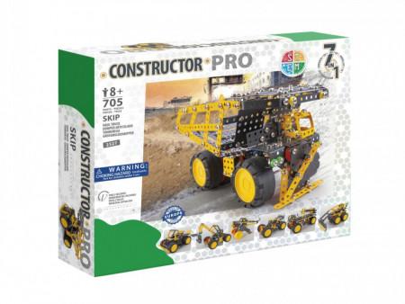 Set constructie Skip 7 in 1 Pro, 705 piese in cutie
