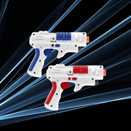 Set 2 pistoale Laser Tag Pro 2
