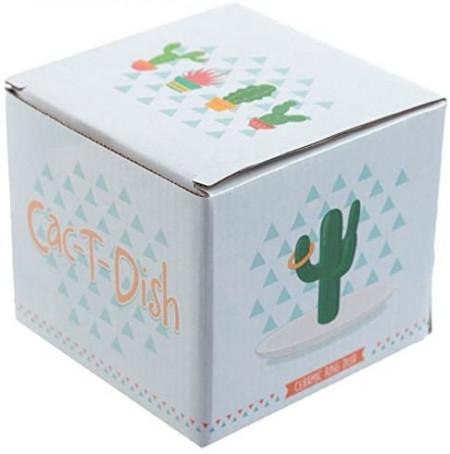 Suport bijuterii cactus in cutie
