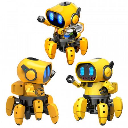 Tobbie prietenul tau robot galben 2