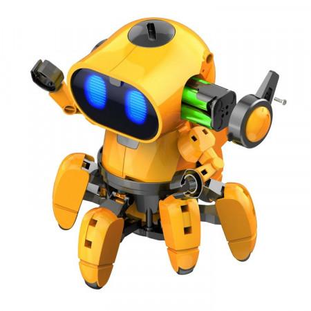 Tobbie prietenul tau robot galben 4