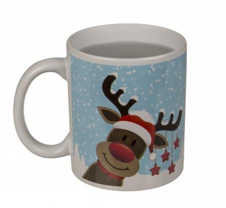 cana termosensibila ren Rudolf cald