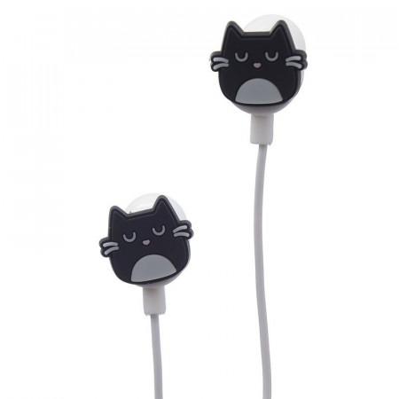 Casti cu pisica neagra 2